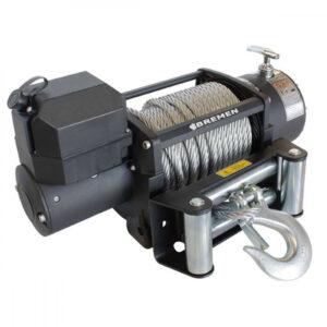 GUINCHO ELÉTRICO 24 Volts Capacidade de Carga de 5443 Kg em Aço