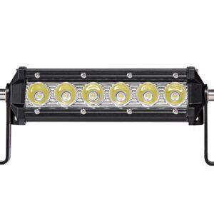 BARRA LED RETA 30W SLIM LENTES 4D 18,5cm – TROLLER